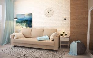 Профессиональный дизайн интерьров квартиры дома